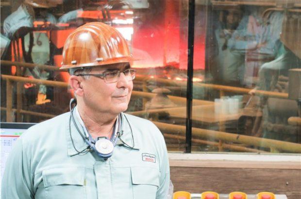 رشد ۶۰ درصدی فروش فولاد هرمزگان