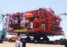 ساخت سکوی گازی فاز ۱۴ در ایزوایکو، نمونه بارز اعتماد به توانمدی داخلی