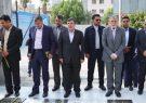 حضور وزیر فرهنگ و ارشاد در گلزار شهدای بندرعباس