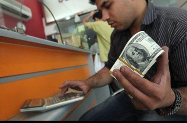 دلار سیر نزولی در پیش گرفت