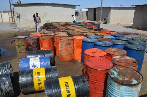 بیش از ۵۵ هزار لیتر سوخت قاچاق در جاسک کشف شد