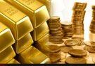 سقوط قیمت سکه و طلا در بازار امروز