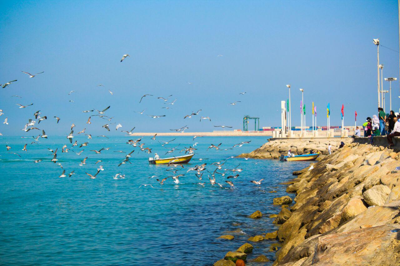 وضعیت دریا جهت ترددهای دریایی ایمن است