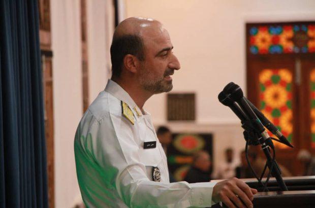 اجازه نگاه ناپاک هیچ قدرتی را به حریم خاک ایران نمیدهیم