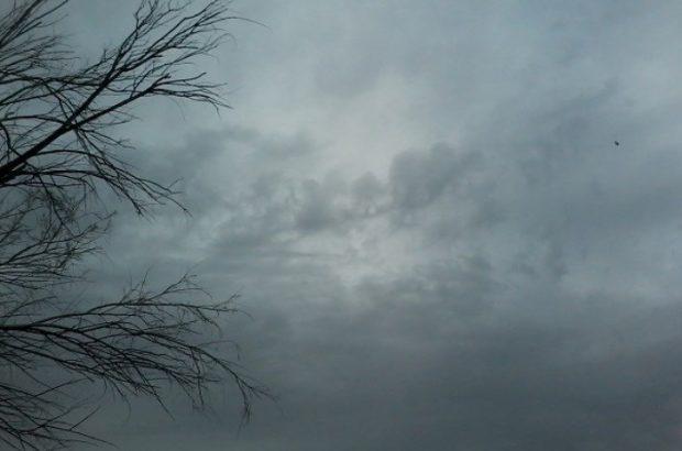 رشد ابر و بارش باران در هرمزگان