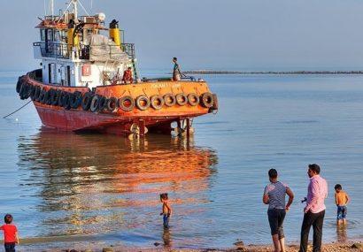 شرایط دریا جهت تردد دریایی و امور صیادی مساعد است