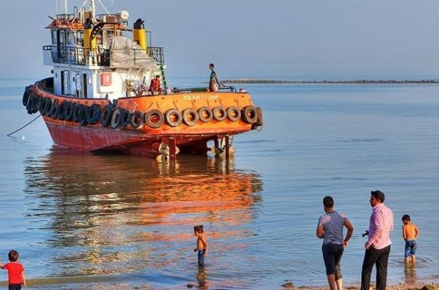 شرایط دریا جهت ترددهای دریایی مساعد است
