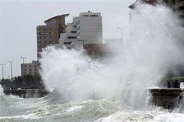 شرایط دریا جهت ترددهای دریایی ایمن نخواهد بود