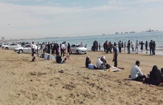 ورود خودرو به ساحل سورو ممنوع میشود/ آمادهسازی بوستانهای اسکان و فعالیت تیمهای نجات غریق ساحلی