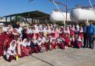 بازدید دانش آموزان مینابی از شرکت آنامیس گاز و کارخانه میناب سیلندر