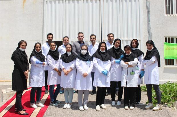 بالندگی نمونه موفق صنعت آزمایشگاهی کشور در استان هرمزگان