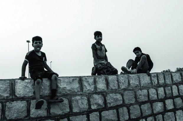 کودکان شهر من رویای شهربازی می بینند