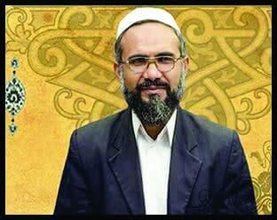 مردی از جنس اسلام و عرفان