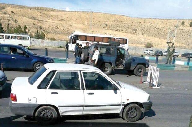 پلیس در شرایط عادی حق بـازرسی خودرو را ندارد