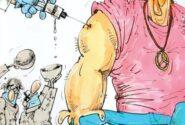 سیاستورزی و دلالی با واکسن کرونا