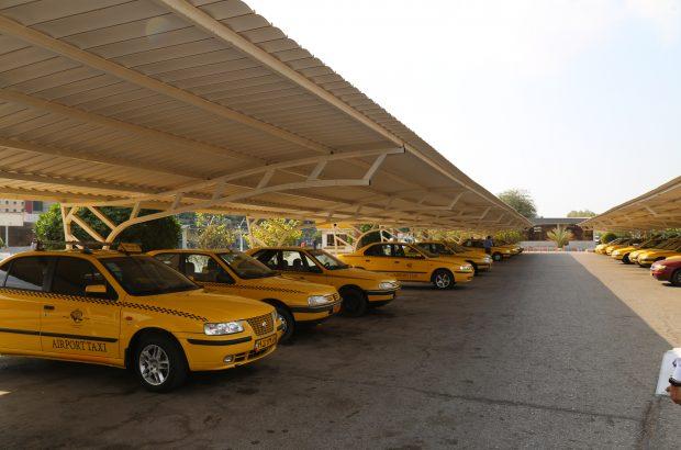 تعرفههای عجیب تاکسیهای فرودگاه بندرعباس