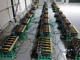 كشف ۱۳ دستگاه ارز ديجيتال قاچاق در بستک