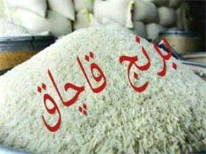 ۵۰ تن برنج قاچاق در میناب کشف شد