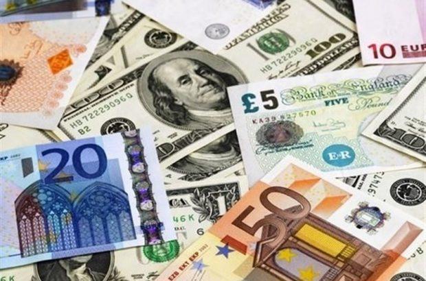 ثبات نرخ دلار و سیر صعودی ۲۴ ارز
