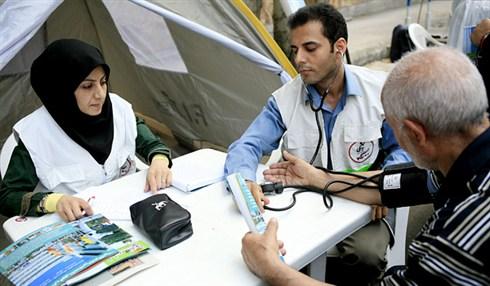 اعزام تیم پزشکی تخصصی به مناطق محروم شهرستان بندرخمیر