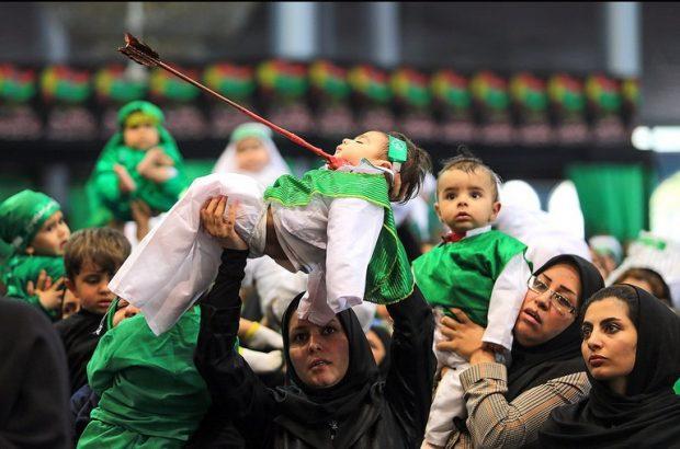 برگزاری مراسم شیرخوارگان حسینی، در ۲۱ بقعه متبرکه هرمزگان