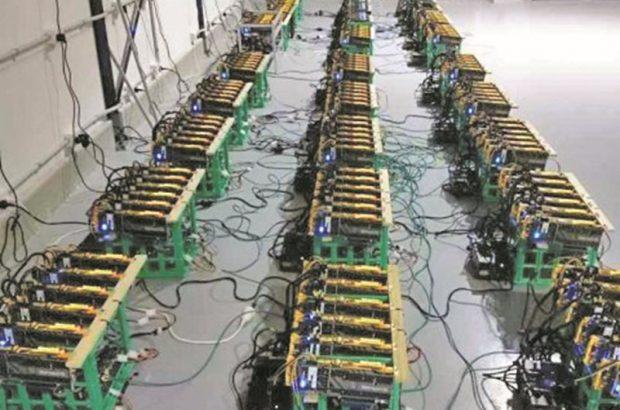 کشف محموله ۹ میلیاردی دستگاههای استخراج ارز دیجیتال در قشم
