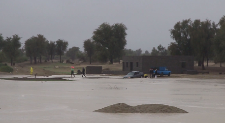 پنج روستای جاسک تخلیه شد