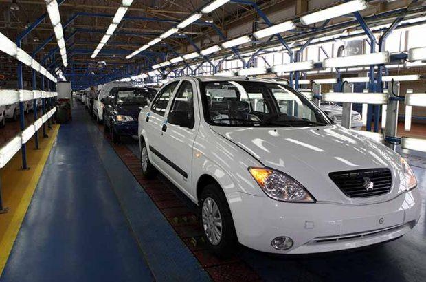 تولید بیش از ٢٧٠ هزار خودرو در سایپا