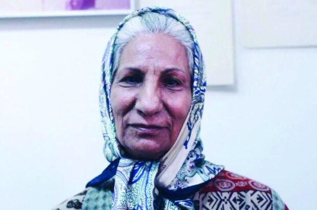 زنی که خود را وقف ادبیـات شفــاهی زادگاهش کرد